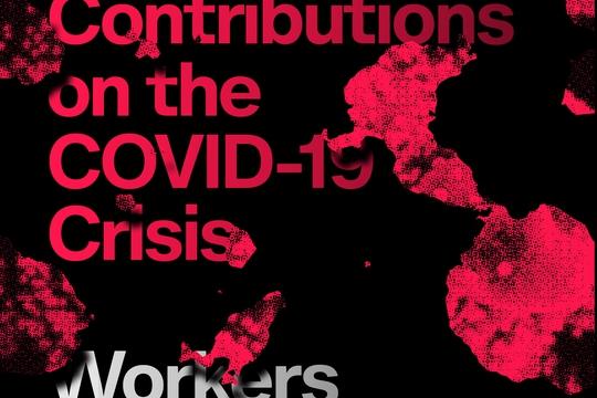 TEXTES CRITIQUES dans la conjoncture pandémique Struggle-ina-pandemic-cover-2